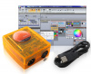 SUNLITE SUITE2-BC - USB/DMX-интерфейс, 1 DMX out+1DMX in, (CD комплект), XP/Vista/Seven 32/64